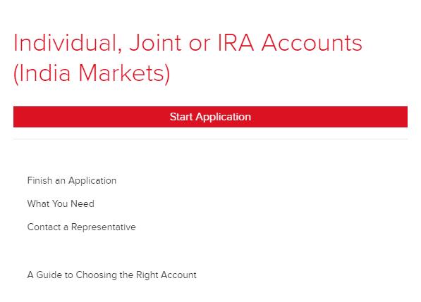 Interactive Broker Account Opening